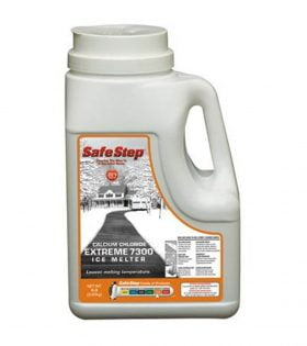 Safe Step Calcium Chloride Extreme 7300 Ice Melter