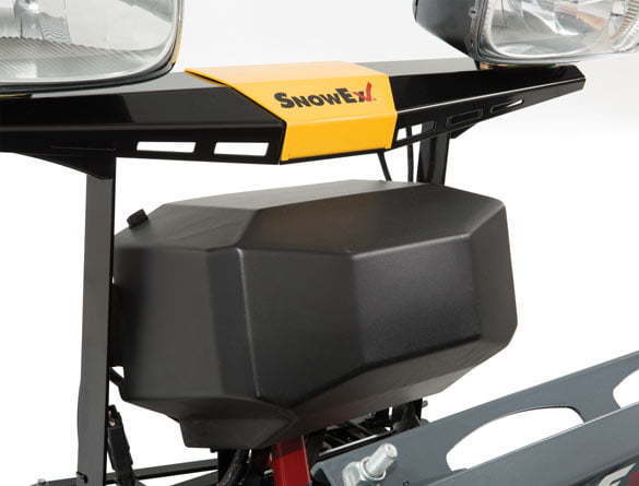 SnowEx Plow Easy Access Components Cover
