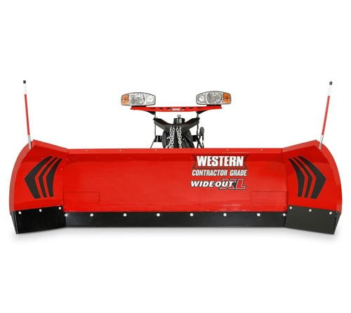 New Snow Plows and Salt Spreaders for 2018/19 Season