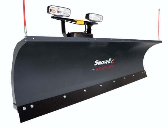 SnowEx Heavy Duty Plow POWERCOAT Finish