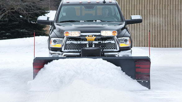 SnowEx Speedwing Snow Plow