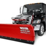 Western Pro Plus HD Snowplow