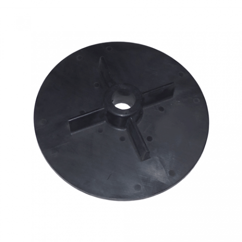 SaltDogg Part # 3005705 - Replacement 9 Inch Poly Spinnerfor SaltDogg TGSUV1A and TGSUV1B Spreaders