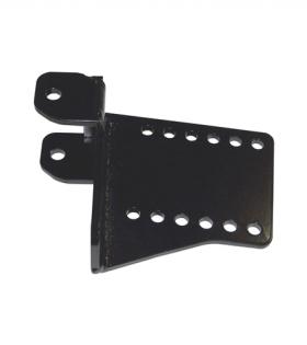 Boss Part # PBA15556-03 - Push Beam Support Plate Left Hand - Chevy 3/4, 1 Ton 1999-2010