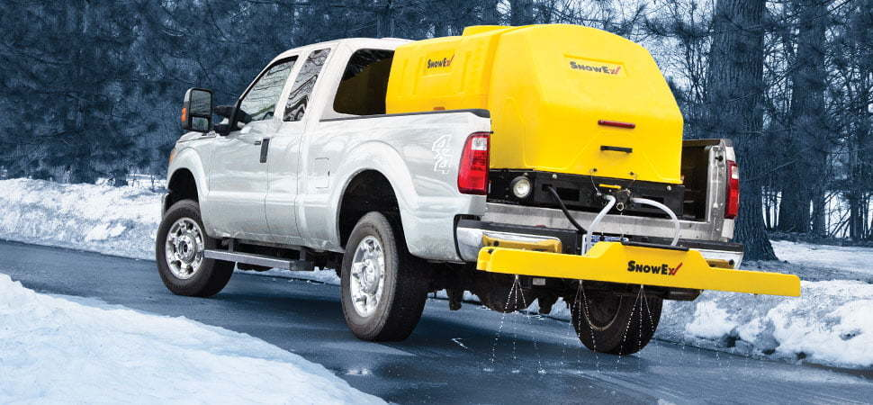 SnowEx Liquid Sprayers