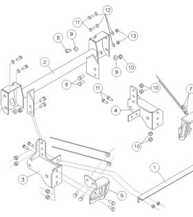 Western Snow Plow Mounting and Frame Parts - Page 12 of 26 ... on