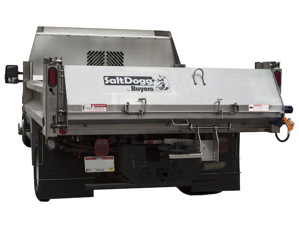 SaltDogg™ Hydraulic Replacement Tailgate Spreader