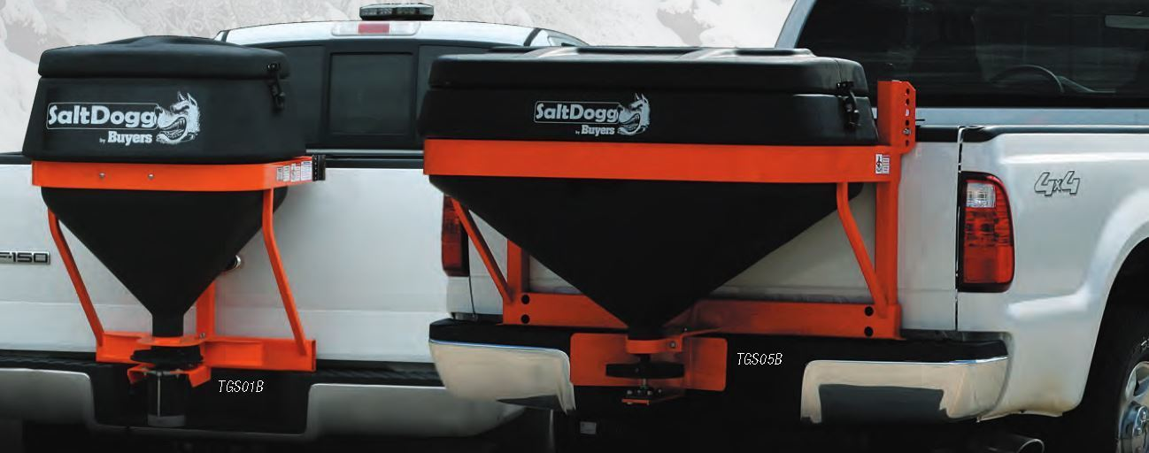 SaltDogg Tailgate Spreader Parts