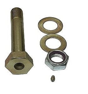SnowDogg Part # 16101120 - HD, EX, CM, TE, XP Plow Pivot Bolt With Grease Fitting