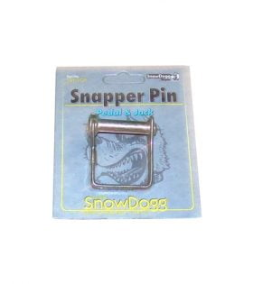 SnowDogg Part # 16111120 - Pedal and Jack Snapper Pin