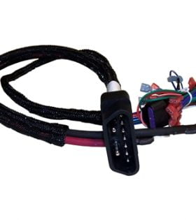 SnowDogg Part # 16161400B - V-Plow HPU Harness