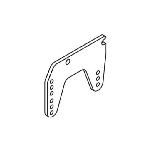 Western Plow Part # 40279 - Plow Mount Attachment Plate B