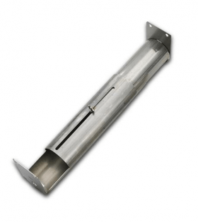 Western Plow Part # 75914 - Material Control Tube (Pro-Flo 900)