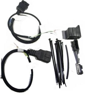 Western SnowEx Part # 78490 - GM Supplemental Harness Kit