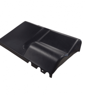 Boss Part # CPA07668 - RT3 Straight Blade and V Plow 10 Ft Plow Hydraulic Cover, Replaced by New Version CPA07791