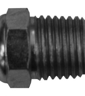 """Boss Part # HYD07078 - Breather Vent Fitting 1/4"""" MP"""