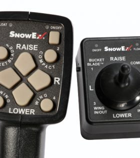 SnowEx UTV V Plow Hydraulic & Electrical Parts