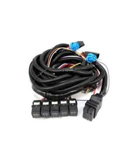 Boss Part # MSC08001 - 2008-Up Vehicle Side Wiring Harness 13-Pin
