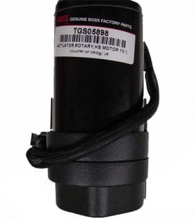 Boss Part # TGS05898 - Rotary Actuator HS Motor - Boss Spreader Motor