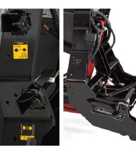 SnowEx Power Plow Hydraulic & Electrical